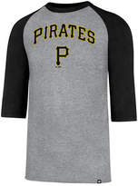 '47 Men's Pittsburgh Pirates Pregame Raglan T-shirt