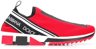 Dolce & Gabbana Logo print Sorrento sneakers