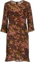 L'Autre Chose Short dresses - Item 34749589