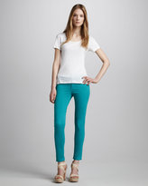 AG Adriano Goldschmied Sateen Ankle Legging