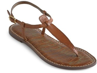 Sam Edelman Gigi T-Strap Thong Sandals