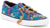 Sperry Pier View Coral Print Sneaker