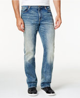 William Rast Men's Relaxed Straight Fit Legacy Jeans