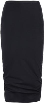 Rick Owens Shell Pencil Skirt