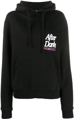 Fiorucci After Dark cotton hoodie