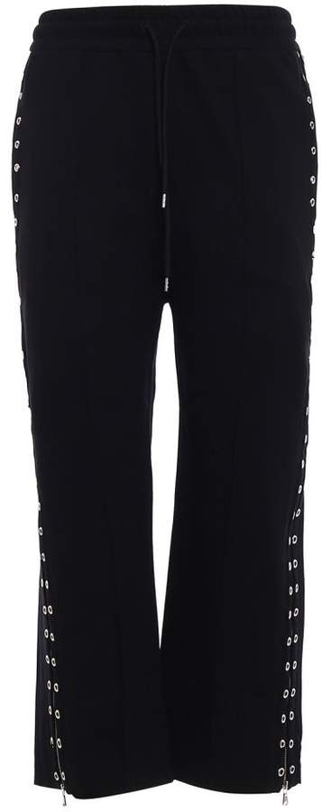 McQ (マックキュー) - McQ Alexander McQueen Eyelets And Zip Tracksuit Bottoms