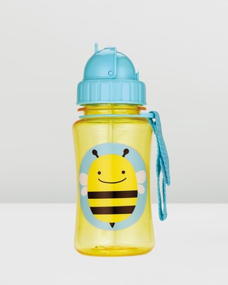 Skip Hop Yellow Water Bottles - Zoo Straw Bottle - Size One Size at The Iconic