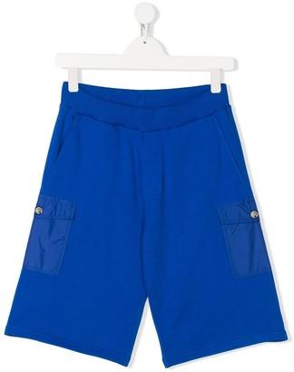 Moncler Enfant Cargo Pocket Shorts