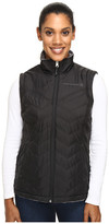 Free Country Cire Polyfill Vest Reversible to Butterpile