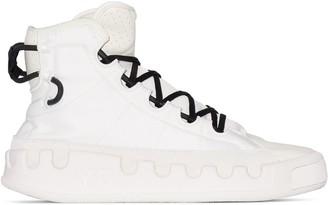 Y-3 Ren hi-top sneakers