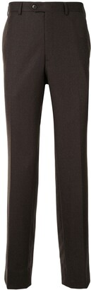 Brioni Virgin Wool Tailored Trousers