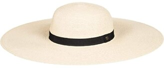 Roxy Want It All Hat (Natural) Traditional Hats