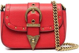 Versace Jeans Couture Leather Cross Body Bag