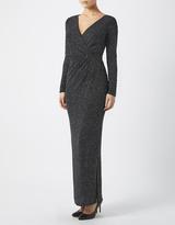 Monsoon Yasmin Glitter Maxi Dress