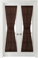 Royal Velvet Encore Rod-Pocket Door Panel