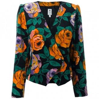 Ungaro Multicolour Cotton Jackets