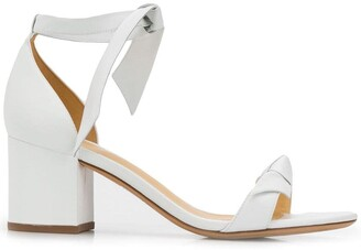 Alexandre Birman block heel sandals