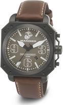 JCPenney WRIST ARMOR Wrist Armor C4 Mens US Marine Corps Stainless Steel Swiss Quartz Watch