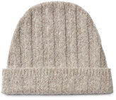 81 Hours Ribbed Cashmere Beanie