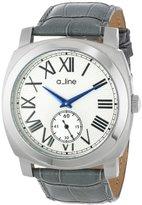 A Line a_line Women's AL-80023-02-GR Pyar Analog Display Japanese Quartz Grey Watch