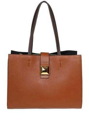 Furla Idea Shopping M Leather Hazelnut Color