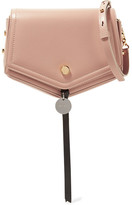 Jimmy Choo Arrow Leather Shoulder Bag - Antique rose