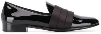 Giuseppe Zanotti Strapped Heeled Slippers