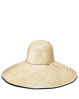 LACK OF COLOR Meadow Dome Palm Sun Hat