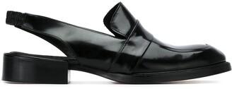 Studio Chofakian Slingback Loafers