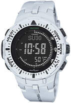 Casio Pro Trek Tough Solar Triple Sensor Mens World Time Watch PRG300-7CR