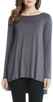 Karen Kane Women's High/low Raglan Top