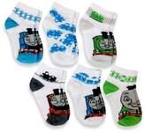 Thomas & Friends 6-Pack Thomas & FriendsTM Boys Quarter Socks in Assorted Designs