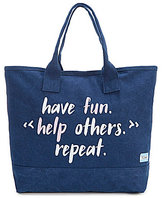 Toms All Day Help Others Quote Tote