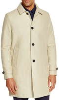 Hardy Amies Mac Basic Overcoat