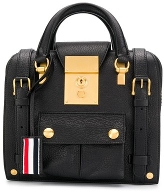 Thom Browne Zip-Top Mrs. Thom Mini Backpack