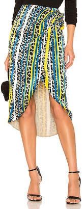 House Of Harlow x REVOLVE Bobbi Midi Skirt