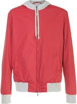Eleventy hooded jacket