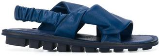 Trippen elasticated Embrace sandals