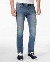 Armani Exchange Men's Slim-Fit Destructed Jeans