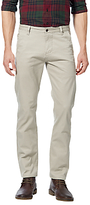 Dockers Alpha Stretch Khaki Slim Tapered Chinos, Safari Beige