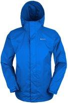 Mountain Warehouse Torrent Mens Waterproof Hooded Rain Jacket Warm