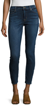 Hudson Denim Whiskered Skinny Jean