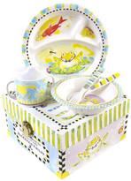 Mackenzie Childs MacKenzie-Childs - Toddler's Dinnerware Set - Frog