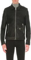 The Kooples Zipped leather jacket
