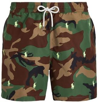 Polo Ralph Lauren Camo Traveler Swim Shorts