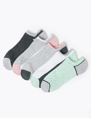 Marks and Spencer 5 Pack No Show Trainer Liners