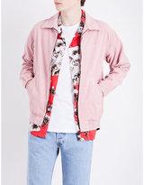 Stussy Bleached corduroy cotton jacket
