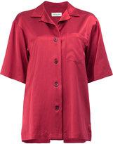 Dries Van Noten plain shirt - women - Cotton/Viscose - S