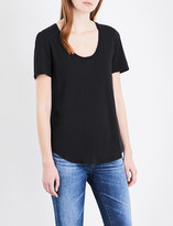 AG Jeans The Kiley cotton-jersey T-shirt