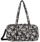 Vera Bradley Iconic Small Travel Duffel (Holland Garden) Duffel Bags